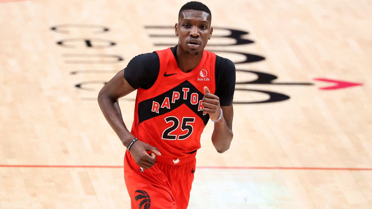 Chris Boucher Is Already in the Sixth Man of the Year Conversation