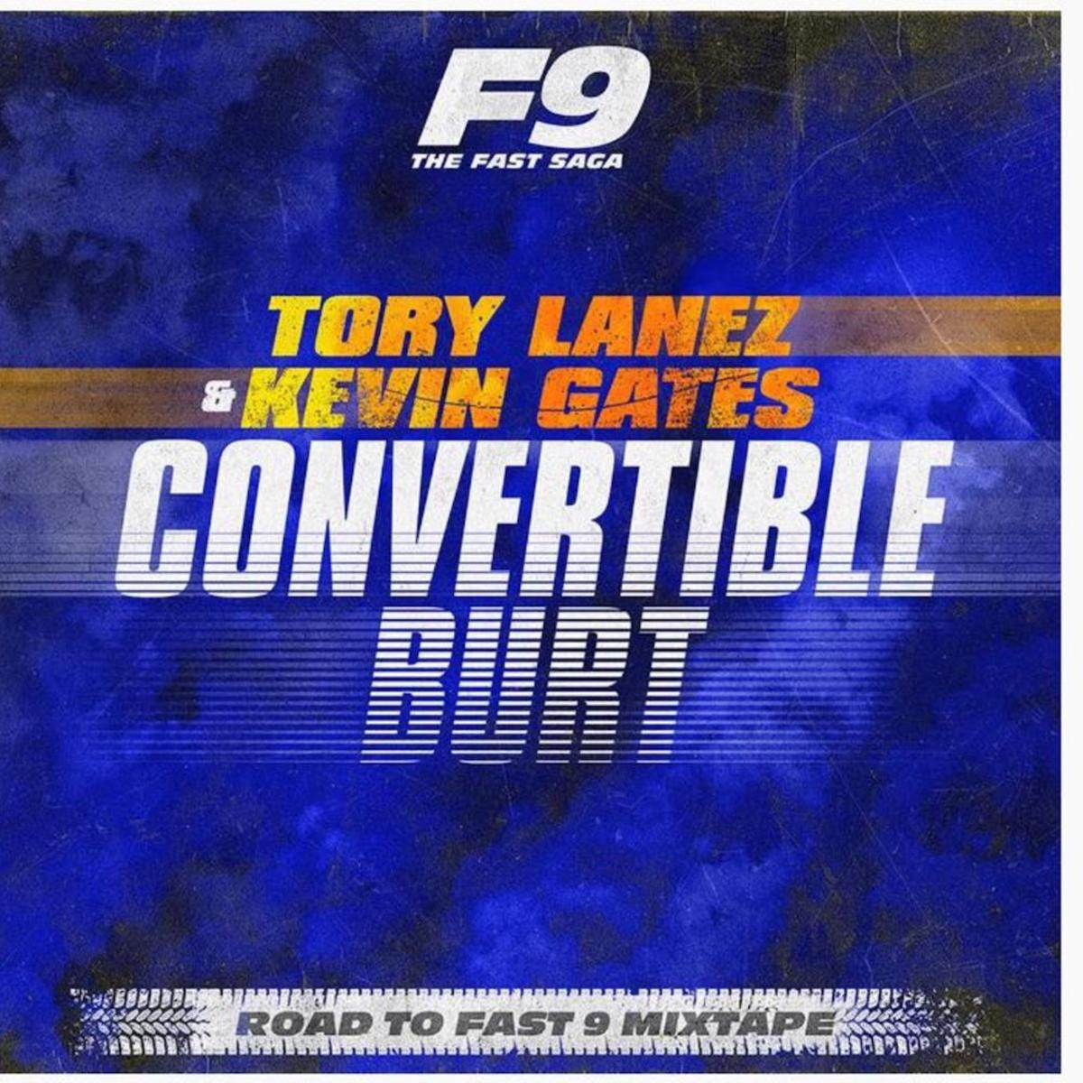 "Tory Lanez and Kevin Gates Link on 'Road to Fast 9' Track ""Convertible Burt"""