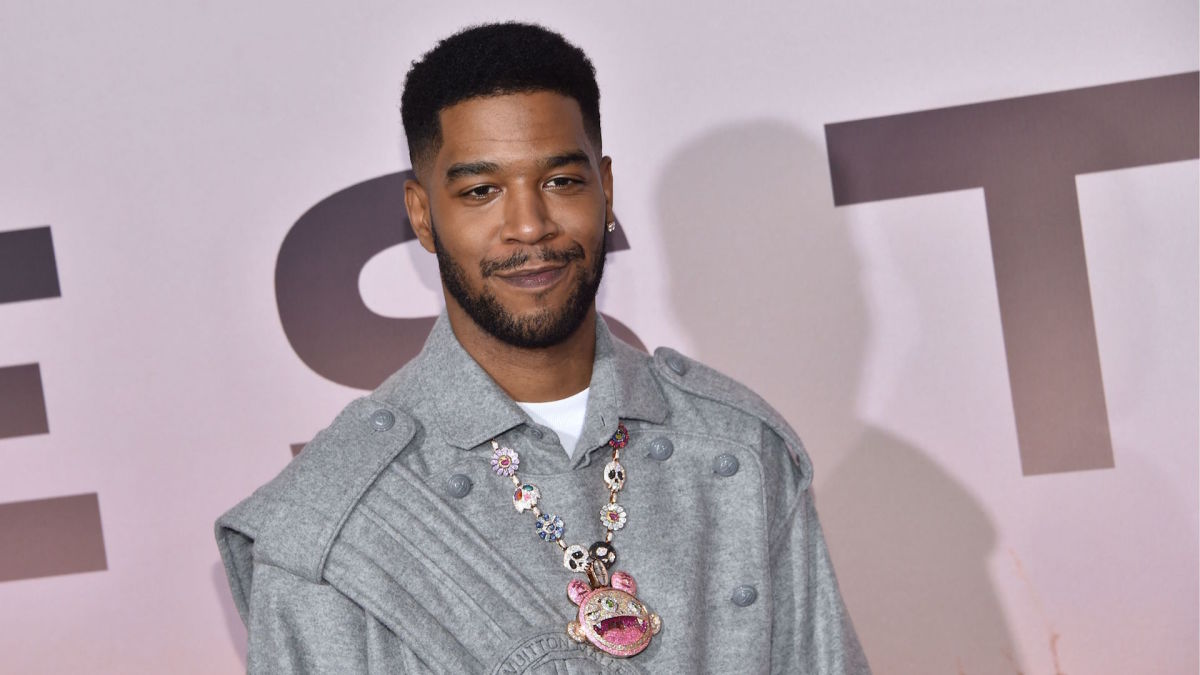 Kid Cudi Says He's Got a Clothing Line Coming This Summer