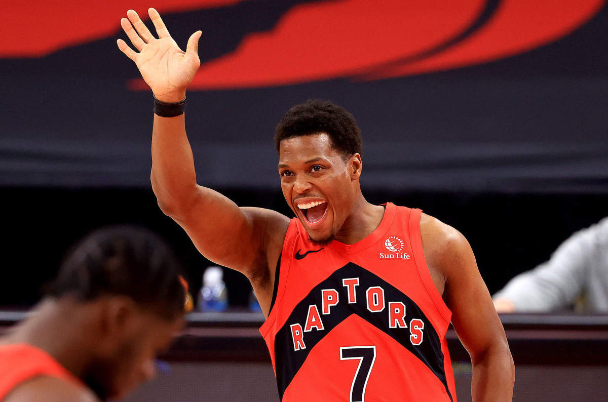 Kyle Lowry Has Reportedly Been 'Telling Everybody' He's Getting Traded