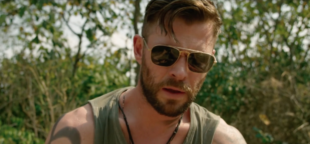 Watch The Trailer For Russo Brothers Extraction Starring Chris Hemsworth Complex