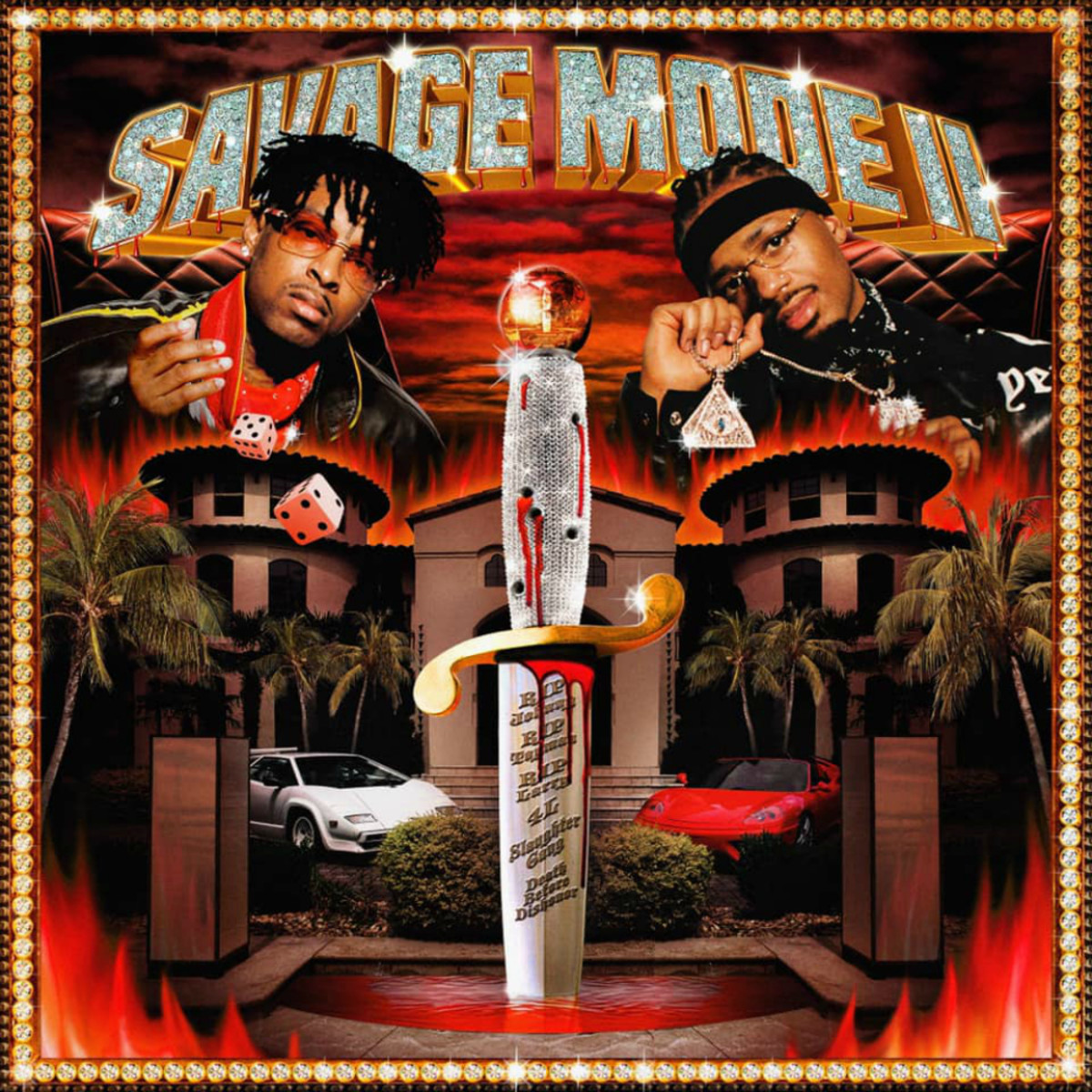 21 Savage and Metro Boomin Level Up in Savage Mode II