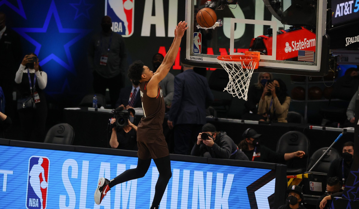 People Weren't Impressed With This Year's NBA Dunk Contest