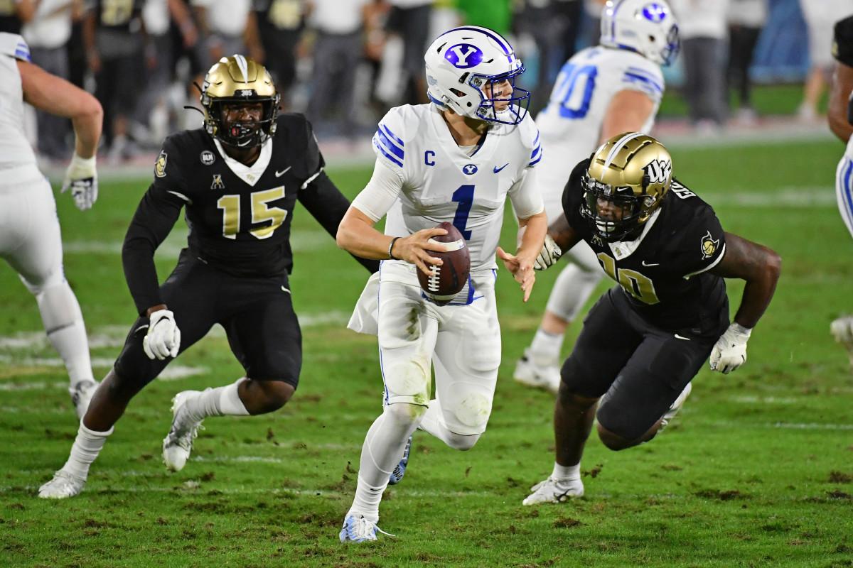 2021 NFL Mock Draft: Predicting Round 1 of the NFL Draft (V4)