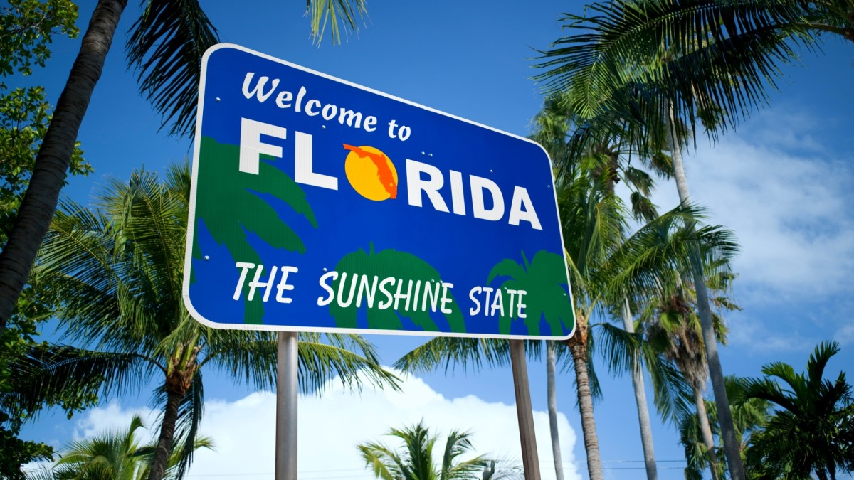 Florida Becomes Third State to Top 1 Million Confirmed Cases of COVID-19