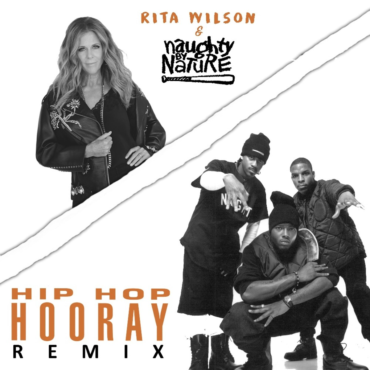 """Naughty by Nature and Rita Wilson Drop """"Hip Hop Hooray"""" Remix Benefiting COVID-19 Relief Fund"""