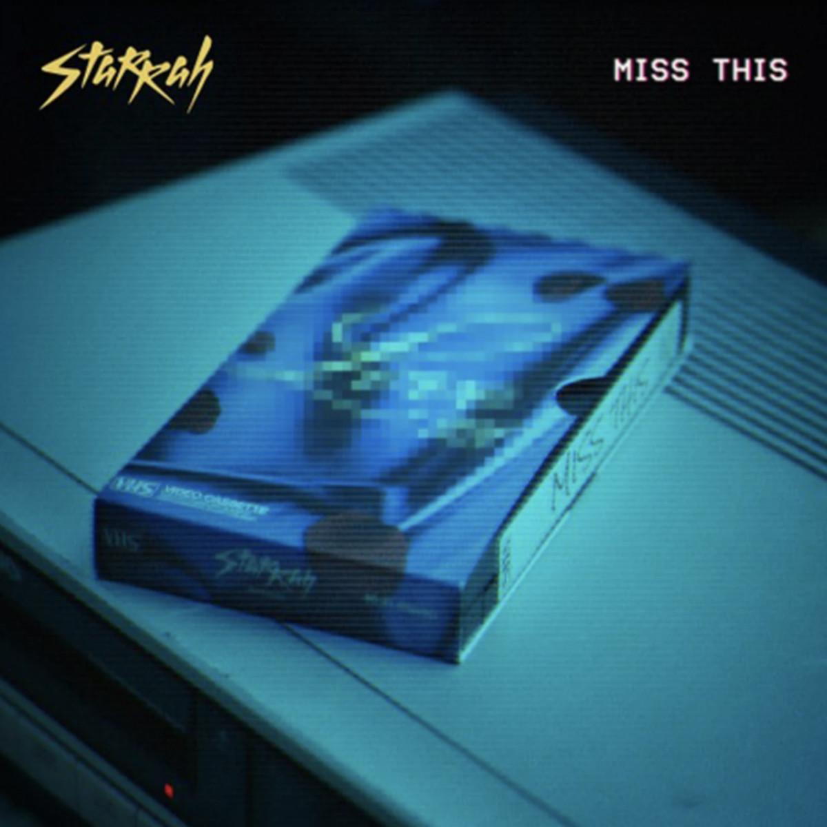 Старра поделилась новым синглом «Miss This»
