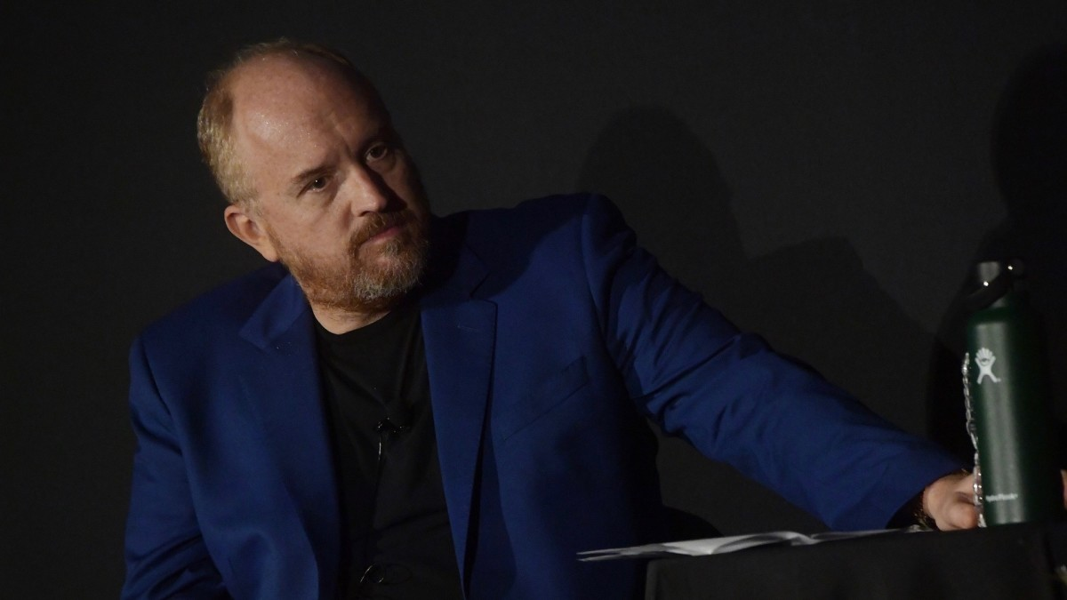 Not Everyone Is Thrilled About Louis C.K.'s Surprise Comedy Special