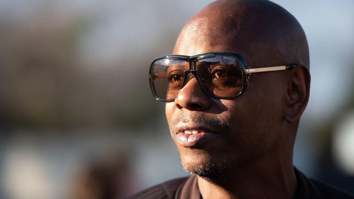Dave Chappelle Threw a Social-Distanced July 4 Party...