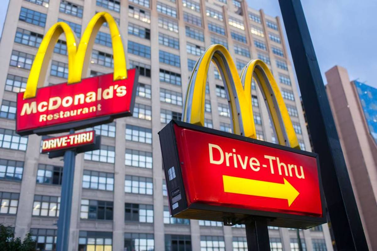 McDonald's Announce All Drive-Thru Services In The UK Will Reopen Next Week