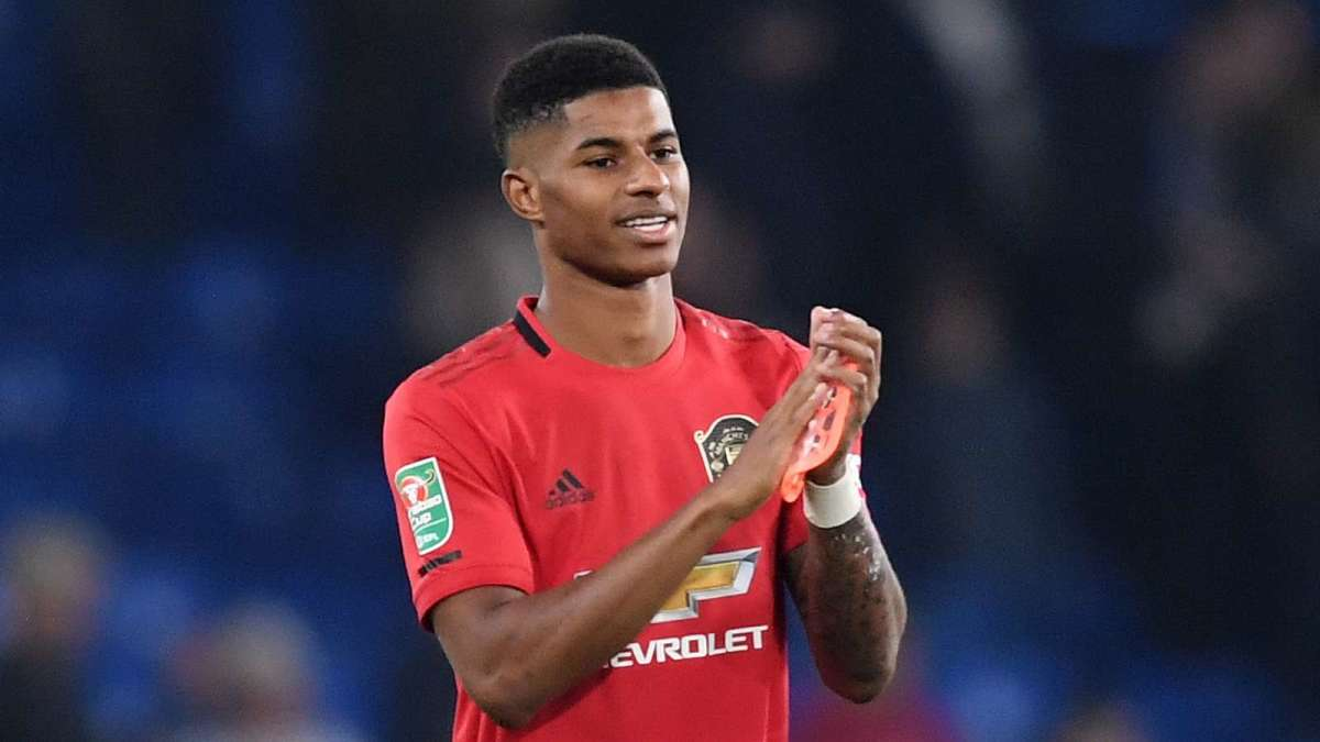 Marcus Rashford Forces Government U-Turn With Free School ...