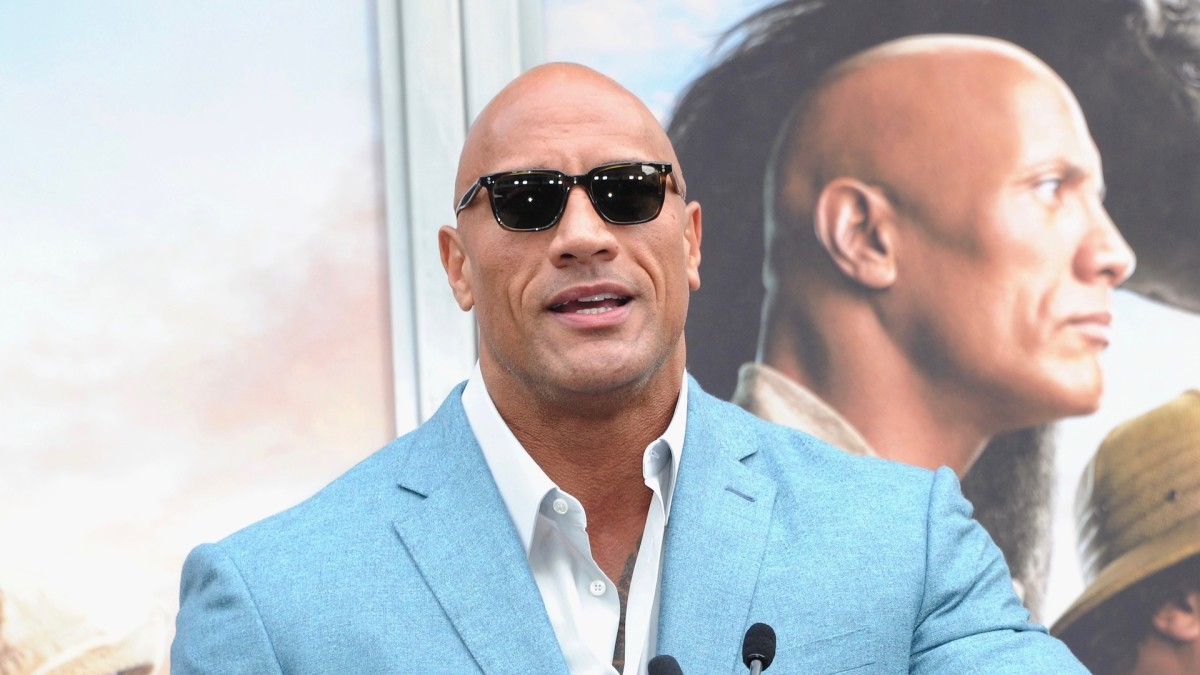 Dwayne Johnson Is Now the Third-Highest Choice for President Among Bookies