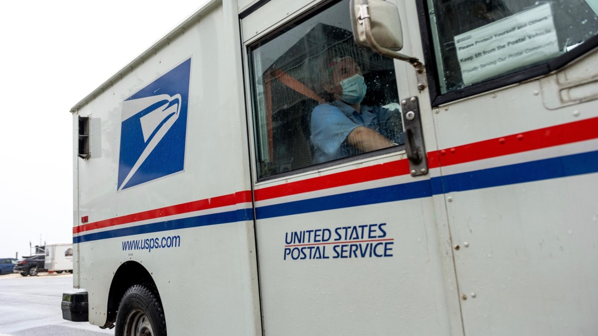Social Media Responds to Trump's USPS Attack With Memes