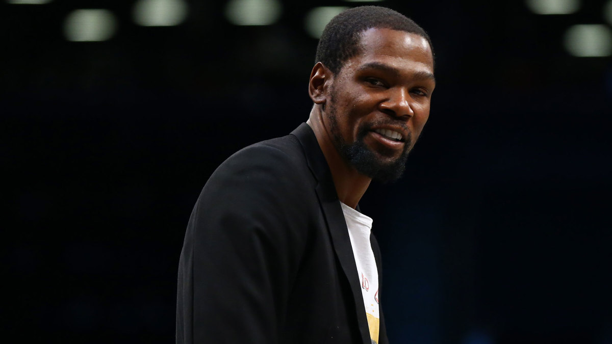 Kevin Durant Responds After Being Called Out for Following Critic's Girlfriend on Twitter