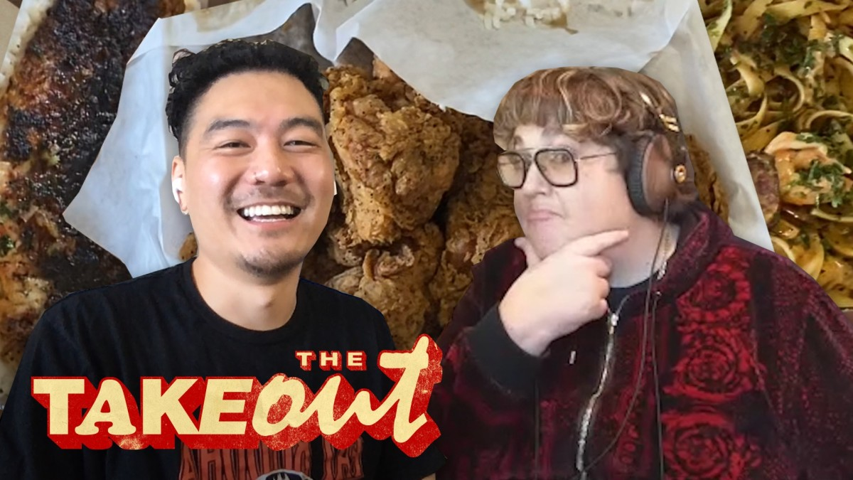Andy Milonakis Talks Anthony Bourdain and Busts a Takeout-Inspired Freestyle | The Takeout