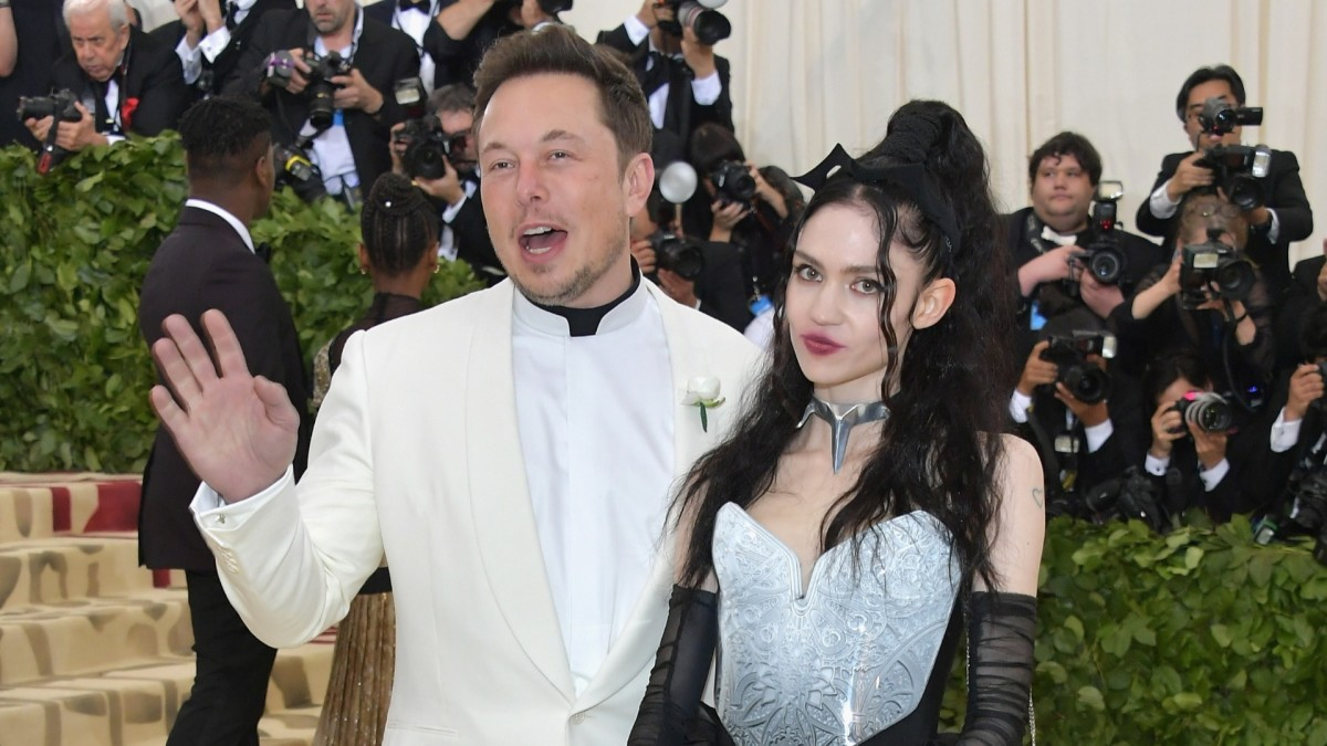 Grimes Reveals She and Elon Musk Have Updated Their Baby's Name