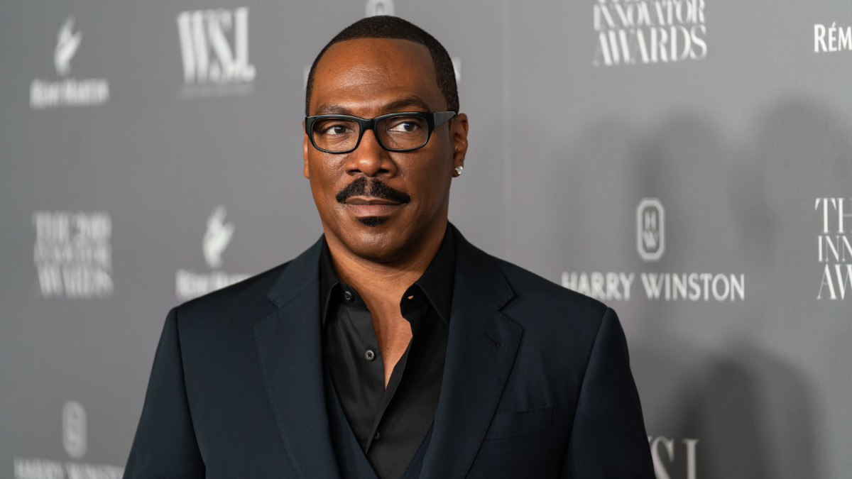 Eddie Murphy Says He Plans on Returning to Stand-Up Following Pandemic