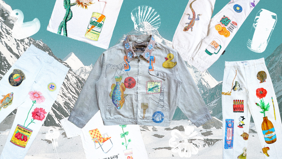 Meet Small Talk Studio, the Clothing Brand Co-Signed by Virgil Abloh With a Cult Following