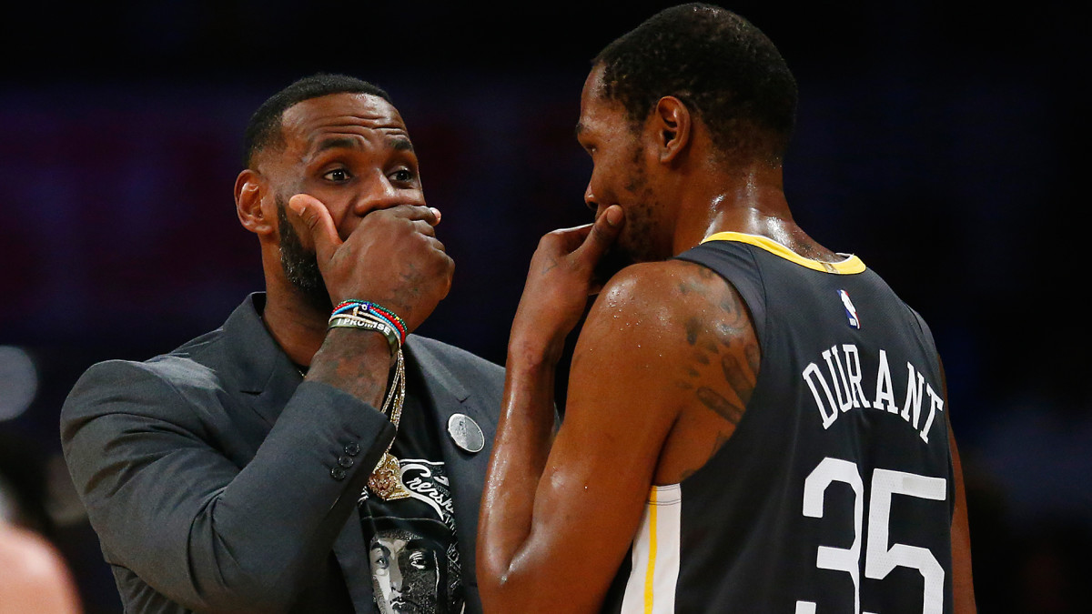 LeBron James and Kevin Durant Address Criticism From Retired NBA Players