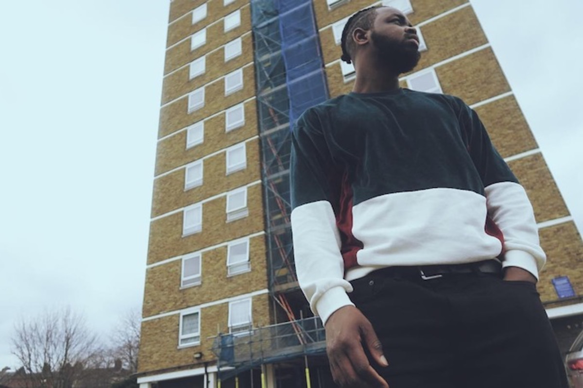 "Premiere: Jay 8lue Fuses Hip-Hop And R&B On Smouldering ""Bad 4 U"""