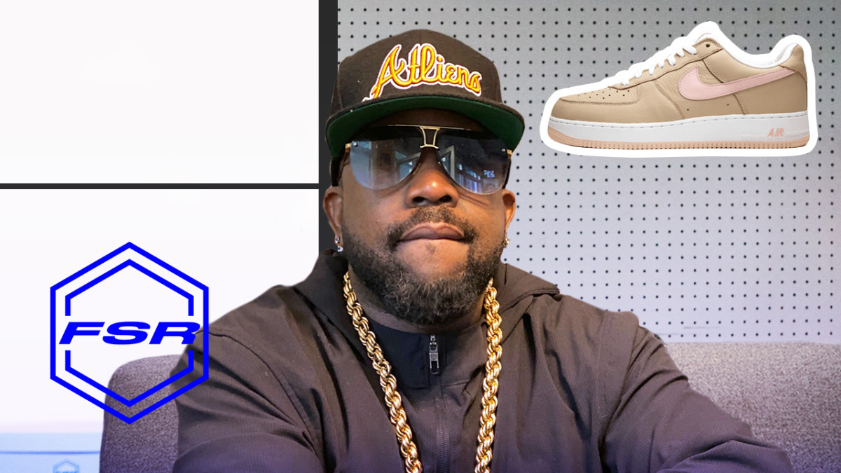 Big Boi Relives Outkast's Worldwide Sneaker Adventures | Full Size Run