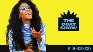 Rico Nasty on The GOAT Show