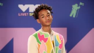 Jaden Smith attends the 2020 MTV Video Music Awards.