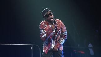 Black Rob at Bad Boy concert
