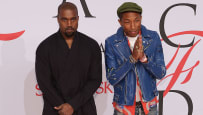 Kanye West and Pharrell Williams