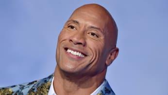 The Rock Johnson