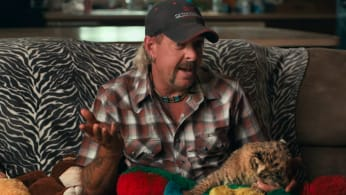 Joe Exotic on Netflix 'Tiger King'