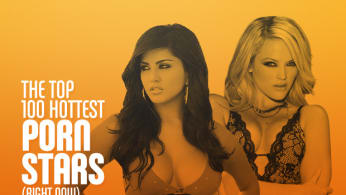 100 Hottest Porn Stars
