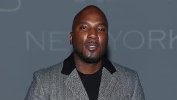 Jeezy attends the Rag & Bone fashion show