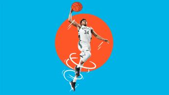 Giannis Antetokounmpo / Nike  Zoom Freak 2