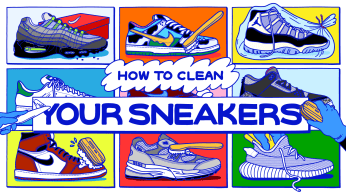 How to Clean Sneakers