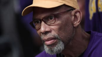 Los Angeles Lakers great Kareem Abdul-Jabbar