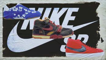 Nike SBs Not Dunks