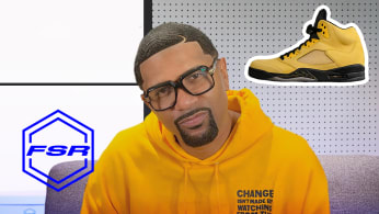 Jalen Rose Calls Out Nike Over Fab Five Sneakers | Full Size Run