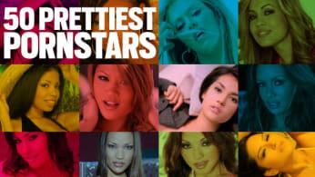 50 Prettiest Porn Stars