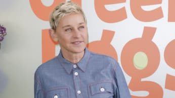 "Ellen DeGeneres attends the premiere of Netflix's ""Green Eggs And Ham"""