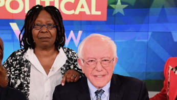 Whoopi and Bernie