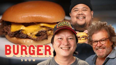 3 Ways to Cook a Smashburger with 3 Burger Experts | The Burger Show