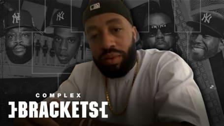 Jay-Z? Rozay? Ye? Larry June Crowns the Ultimate Hustler | Complex Brackets