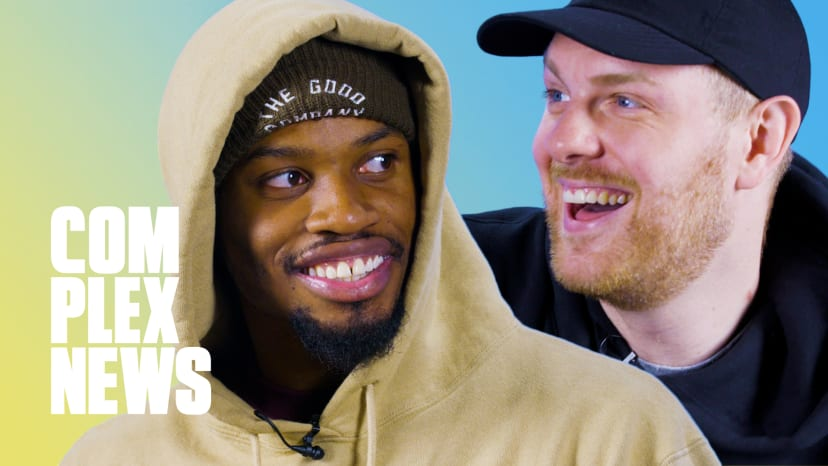 Denzel Curry and Kenny Beats Talk Making of 'Unlocked' and Quiz Each Other