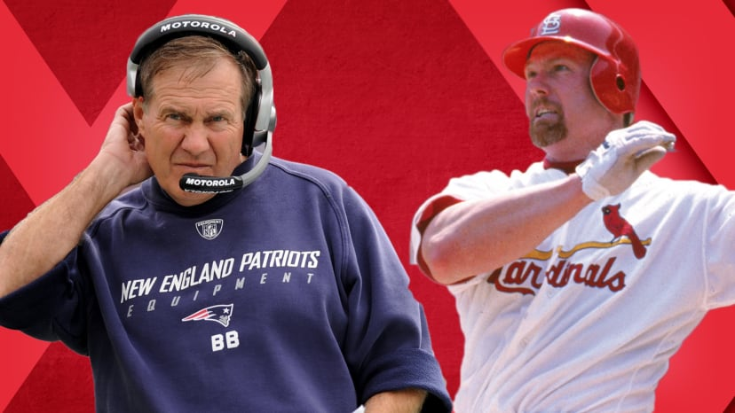 McGwire's Hypothetical Home Runs; Belichick Sons Gronk; Stupidest Athlete Crimes | Out of Bounds