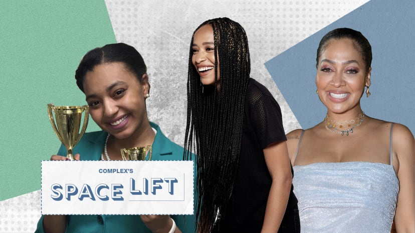 Nadeska gets tips from La La Anthony & hooks up a Student Actor from an HBCU | Complex's Space Lift