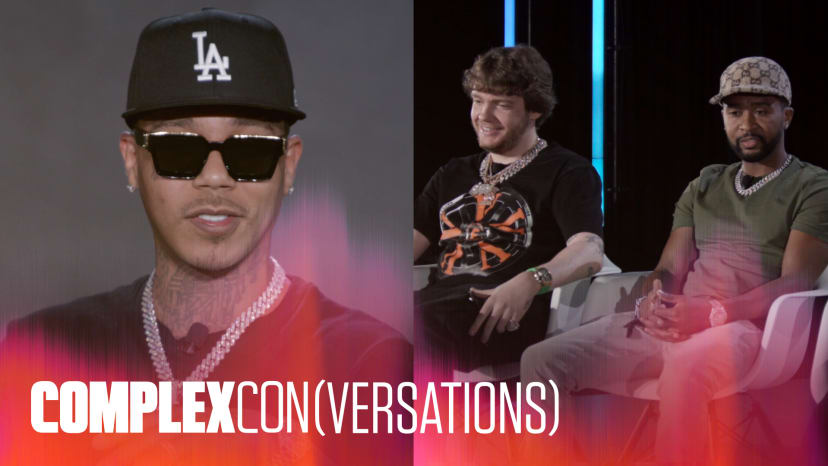 How to Make a Modern Day Rap Hit    ComplexCon(versations)
