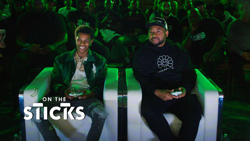 A Boogie | On the Sticks