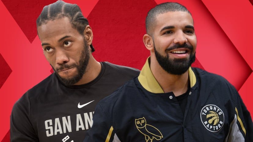 Drake Raptors Role; Kawhi Leonard Out Indefinitely; Player-Coach Beefs | Out of Bounds