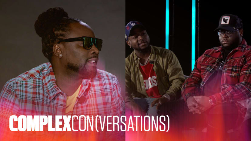 The Rise of AfroPop   ComplexCon(versations)